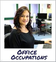 Office Occupations